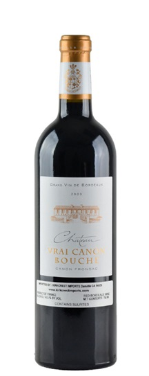 2009 Vrai Canon Bouche Bordeaux Blend