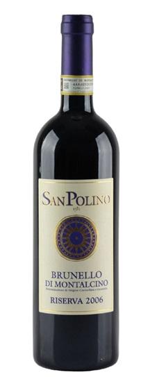 2006 San Polino Brunello di Montalcino Riserva
