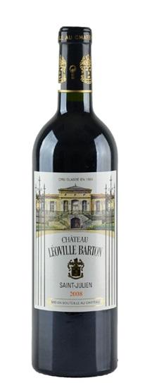2008 Leoville-Barton Bordeaux Blend