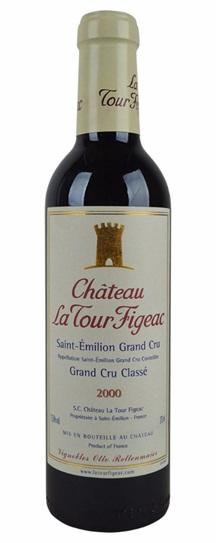 2000 La Tour Figeac Bordeaux Blend