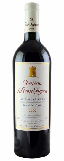 1978 La Tour Figeac Bordeaux Blend