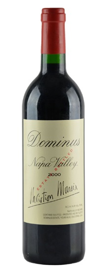 2001 Dominus Proprietary Red Wine