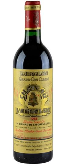 1982 Angelus Bordeaux Blend