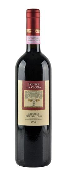 2005 Podere La Vigna Brunello di Montalcino