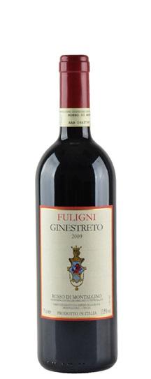 2009 Fuligni Rosso di Montalcino Ginestreto
