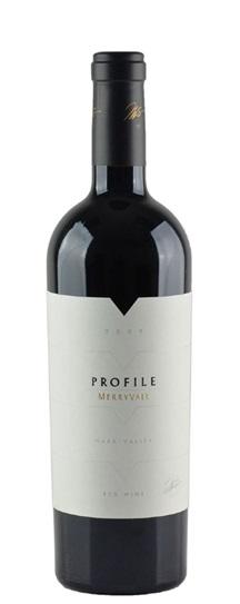 2007 Merryvale Vineyards Profile Proprietary Red Wine