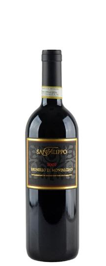 2007 San Filippo Brunello di Montalcino