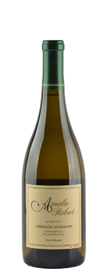 2010 Robert, Amalie Viognier Estate Our Muse