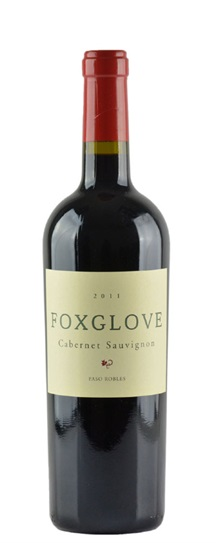 2011 Foxglove Cabernet Sauvignon
