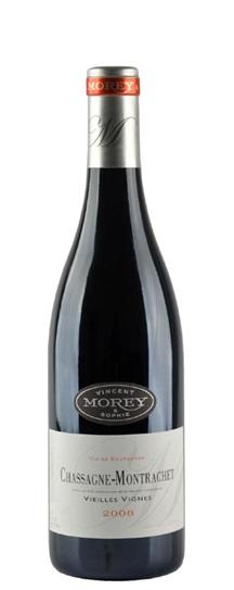 2008 Domaine Vincent & Sophie Morey Chassagne-Montrachet Rouge
