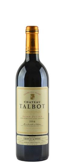 1994 Talbot Bordeaux Blend