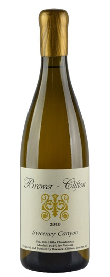2011 Brewer-Clifton Chardonnay Sweeney Canyon