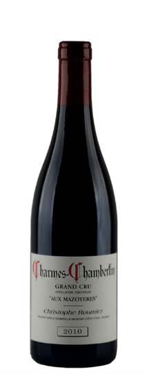 2010 Roumier, Domaine Georges Charmes Chambertin Aux Mazoyeres