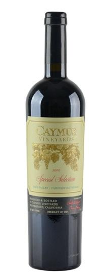2002 Caymus Cabernet Sauvignon Special Selection