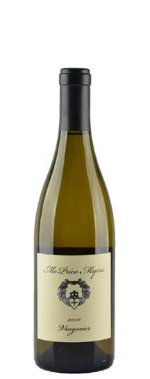 2010 Mcprice Meyers Wine Co Viognier Larner Vineyard