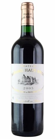 2005 Bahans-Haut-Brion Bordeaux Blend