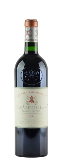 2000 Pape Clement Bordeaux Blend