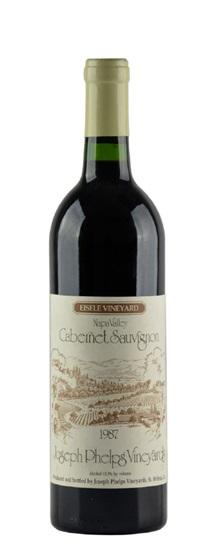 1986 Joseph Phelps Cabernet Sauvignon Eisele Vineyard