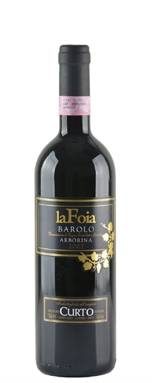 2007 Curto, Marco La Foia Barolo Arborina