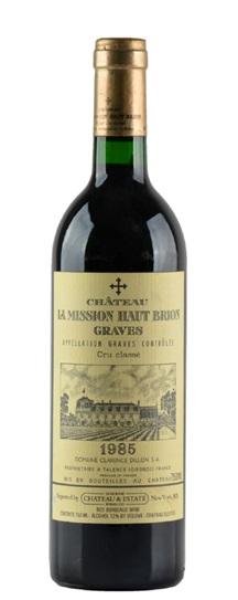 1986 La Mission Haut Brion Bordeaux Blend