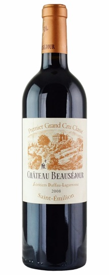 2010 Beausejour (Duffau Lagarrosse) Bordeaux Blend