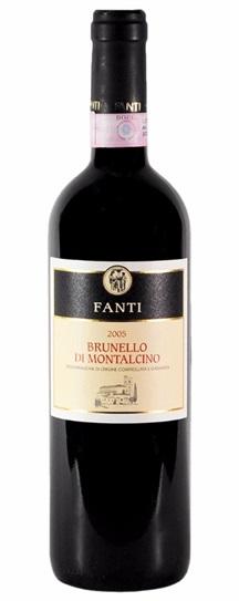 2006 Fanti Brunello di Montalcino