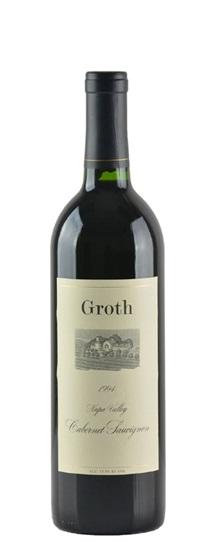 1999 Groth Cabernet Sauvignon