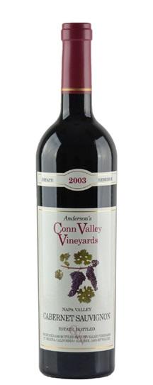 2003 Conn Valley Cabernet Sauvignon Reserve