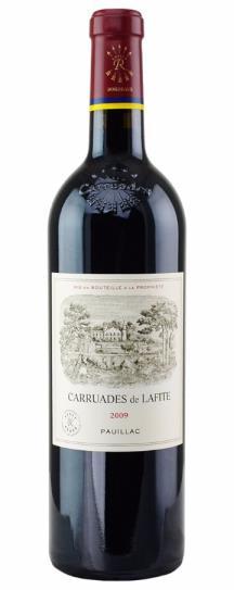2010 Chateau Lafite-Rothschild Carruades de Lafite