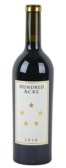 2010 Hundred Acre Vineyard Cabernet Sauvignon Ark Vineyard