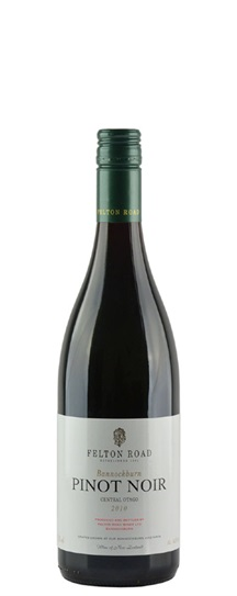 2010 Felton Road Pinot Noir