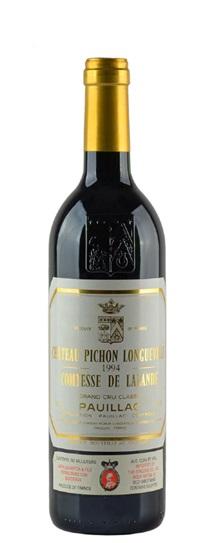 1990 Pichon-Longueville Comtesse de Lalande Bordeaux Blend