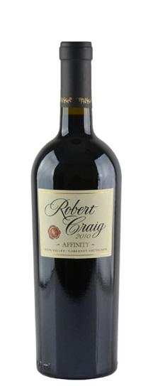 2010 Craig, Robert Affinity Cabernet Sauvignon