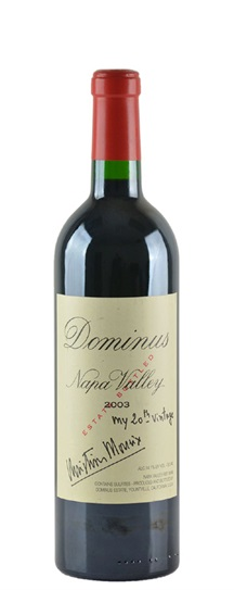 2008 Dominus Proprietary Red Wine