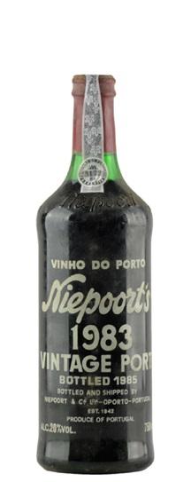 1983 Niepoort Vintage Port