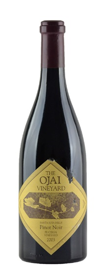 2003 Ojai Pinot Noir Fe Ciega