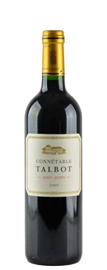 2009 Connetable de Talbot Bordeaux Blend