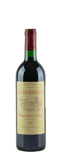 2008 Dominique, La Bordeaux Blend