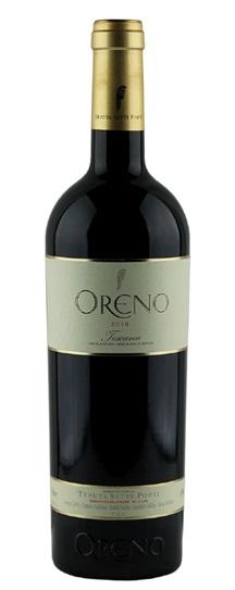 2009 Sette Ponti Oreno Proprietary Red Wine