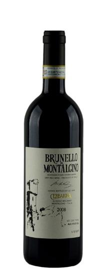 2008 Cerbaiona Brunello di Montalcino