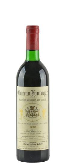 1982 Fonroque Bordeaux Blend