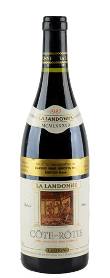 1987 Guigal Cote Rotie la Landonne