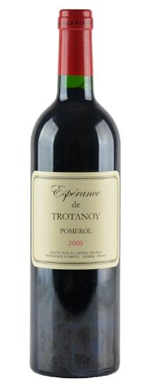 2009 Esperance deTrotanoy Bordeaux Blend