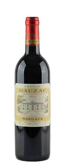2000 Dauzac Bordeaux Blend