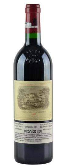 2002 Lafite-Rothschild Bordeaux Blend