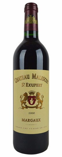 2000 Malescot-St-Exupery Bordeaux Blend