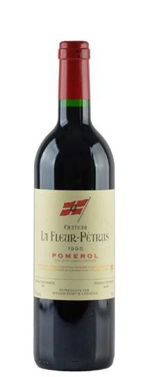 1996 Fleur Petrus, La Bordeaux Blend
