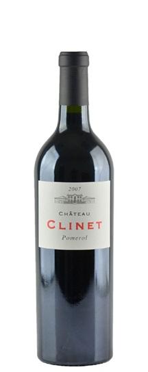 2007 Clinet Bordeaux Blend