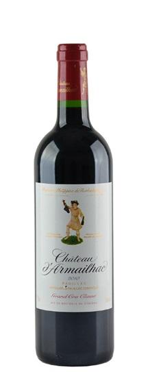 2010 d'Armailhac Bordeaux Blend