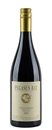 2006 Pegasus Bay Winery Pinot Noir Prima Donna